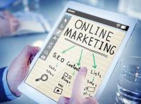 Working online marketing agency