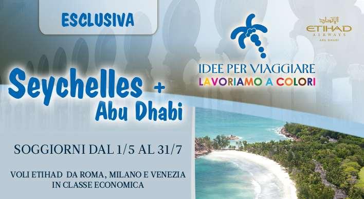 Idee per Viaggiare prenotando le Seychelles due notti gratis ad Abu Dhabi  Webitmag  Web in