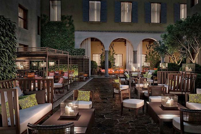 Inaugurato a Milano lhotel Mandarin Oriental  Webitmag