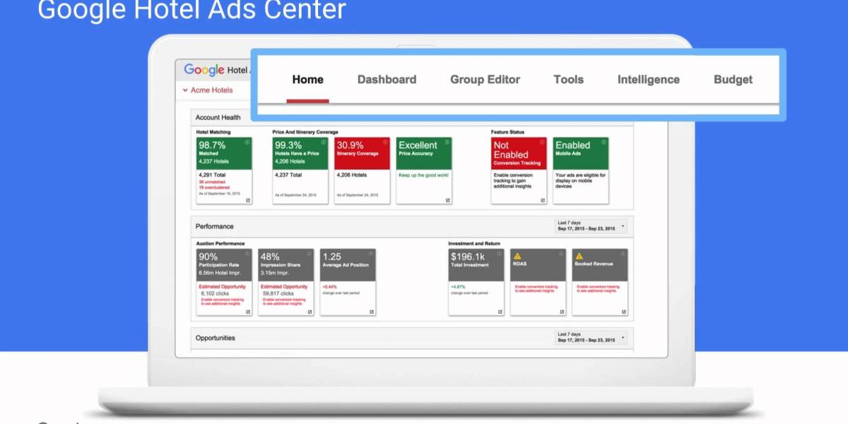 Otellerin Reklam Platformu Google Hotel Ads Tüm Kullanıcılara Açılıyor