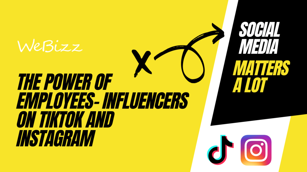 Download background for yt banner for desktop or mobile device. Harnessing The Power Of Employees Influencers On Social Media Like Tiktok And Instagram Webizz