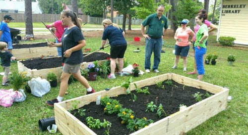 Growing Library Garden Programs
