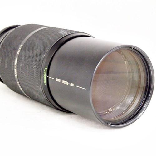 シグマのカメラレンズ「HIGH SPEED ZOOM 80-200mm F3.5」買取実績