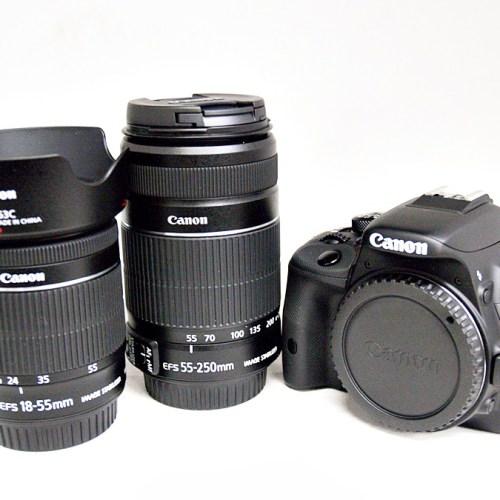 キャノンのデジタル一眼レフカメラ「EOS Kiss X7 」買取実績
