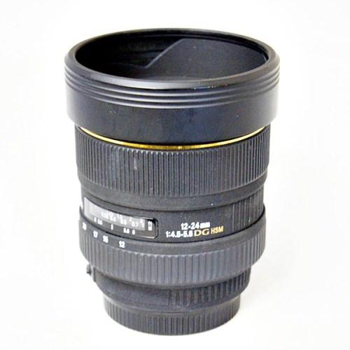シグマのカメラレンズ「12-24mm F4.5-5.6 EX DG for CANON」買取実績