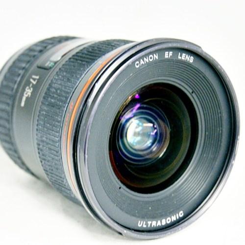 キャノンEF17-35mm F2.8L USM|即日出張買取で買取価格保証ならスペースカメラ