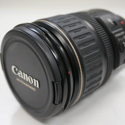 キャノンのレンズ「ZOOM LENS EF28-135mm F3.5-5.6 IS USM」買取実績