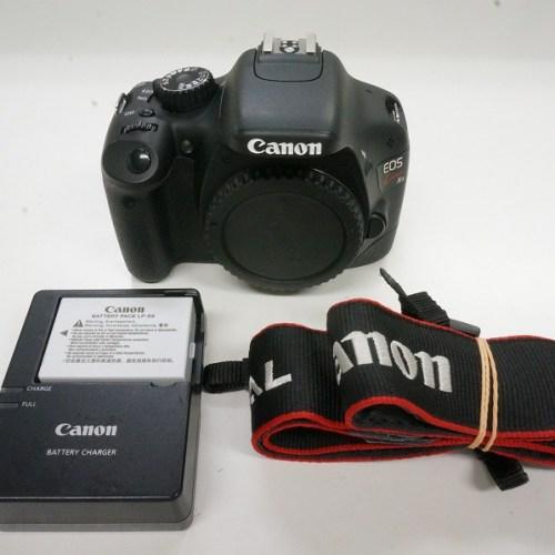 キャノンのデジタル一眼レフカメラ「EOS Kiss X4」買取実績