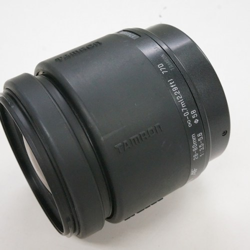タムロンのレンズ「AF 28-80mm F3.5-5.6」買取実績
