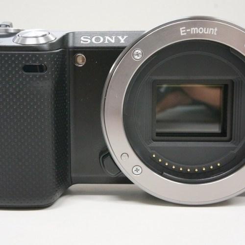 ソニーのミラーレスカメラ「NEX-5N」買取実績