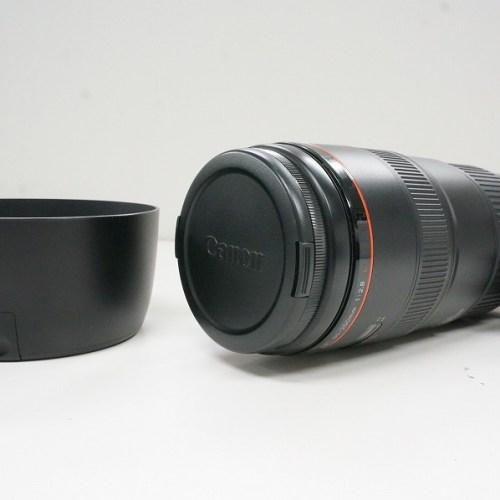 キャノンのレンズ「EF 80-200mm F2.8L」買取実績