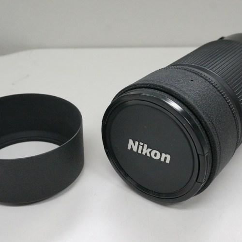 ニコンのレンズ「AF NIKKOR 80-200mm F2.8ED」買取実績