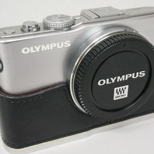 オリンパスのミラーレスカメラ「PEN Lite E-PL3 ボディ」買取実績