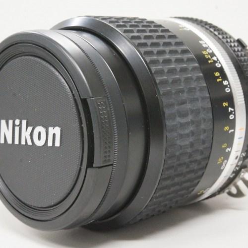 ニコンのレンズ「Ai-s Nikkor 28mm F2」買取実績