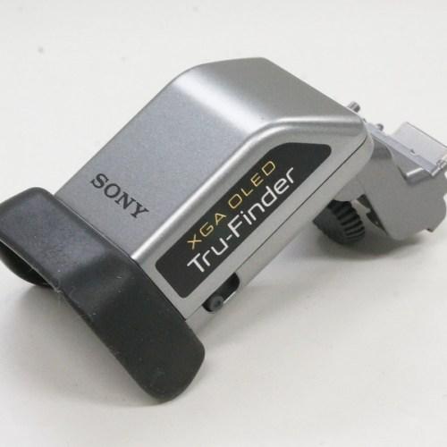 ソニーのファインダー「FDA-EV1S」買取実績