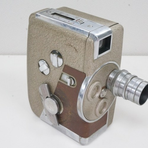 リビアの8mmカメラ「EIGHT」買取実績