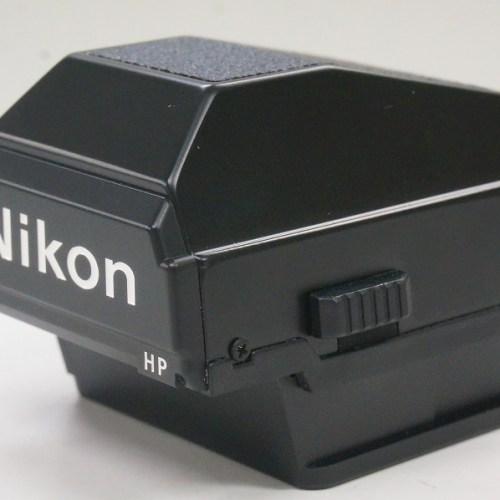 ニコンの「F3 HP ハイアイポイントファインダー」買取実績