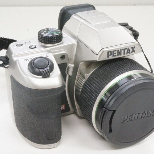 ペンタックスのデジタル一眼レフカメラ「X-5」買取実績