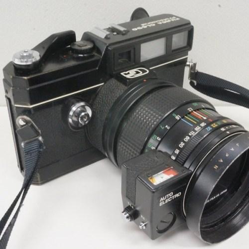 フジカの中判カメラ「GL690 Professional」買取実績