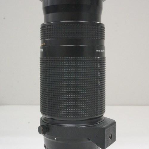 ニコンのレンズ「AF NIKKOR 75-300mm F4.5-5.6」買取実績