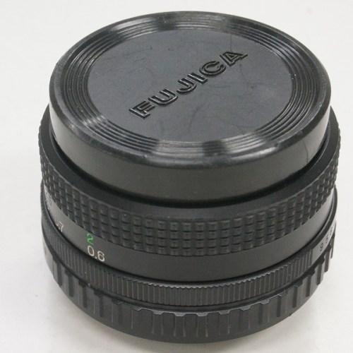 フジカのレンズ「X-FUJINON 50mm F1.9」買取実績