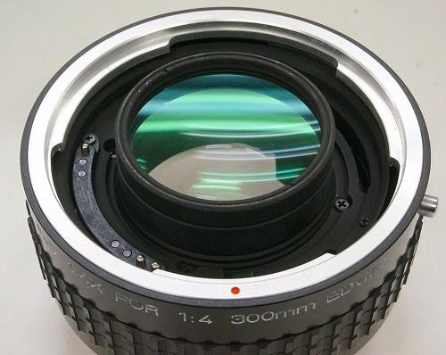 ペンタックスのレンズ「REAR CONVERTER-A 645 1.4× FOR 1:4 300mm ED(IF)」買取実績