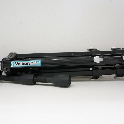 ベルボンの三脚「SEF-3B & PHD-55Q」買取実績