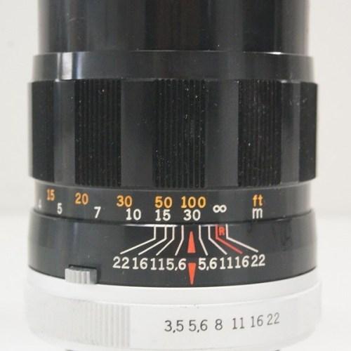 オリンパスのレンズ「E.ZUIKO AUTO-T 135mm F3.5」買取実績
