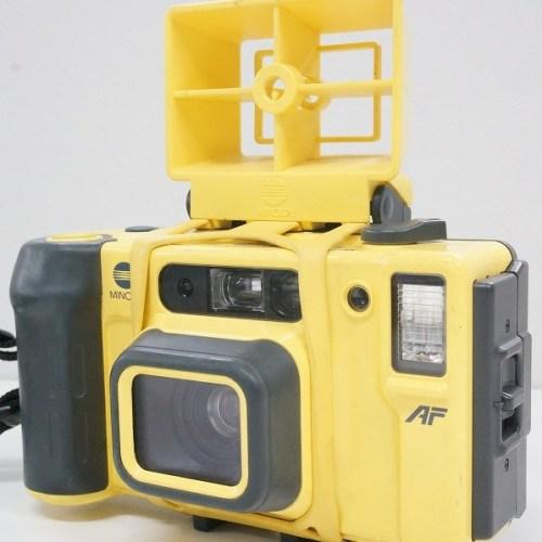 ミノルタのコンパクトカメラ「WEATHERMATIC DUAL35」買取実績
