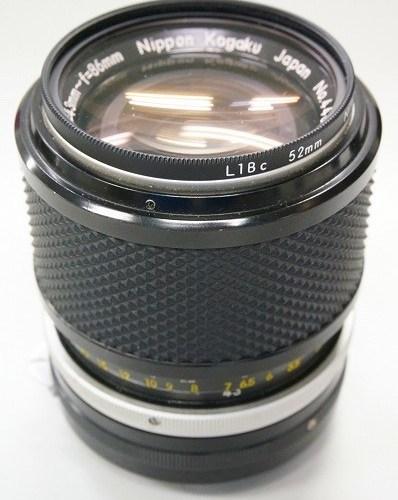 ニコンのレンズ「Zoom-NIKKOR Auto 43-86mm F3.5 」買取実績