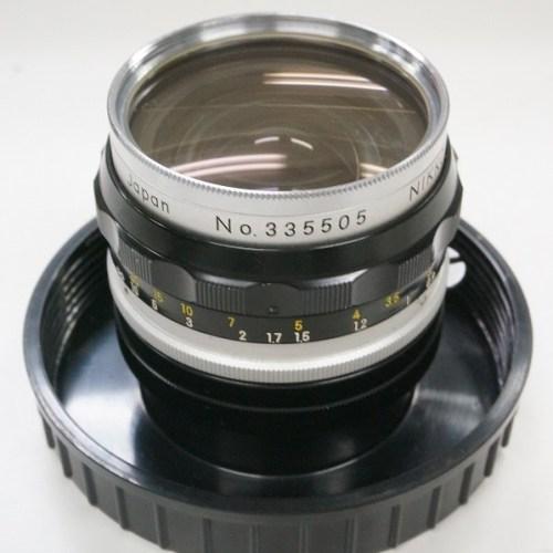ニコンのレンズ「NIKKOR-h AUTO 2.8cm F3.5」買取実績