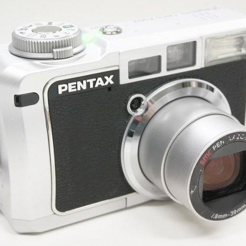ペンタックスのコンデジ「Optio 750Z」買取実績
