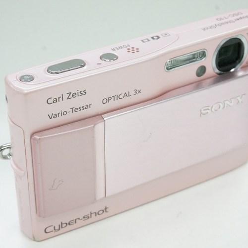 ソニーのコンデジ「CYBER SHOT DSC-T10」買取実績