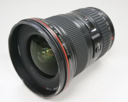 CANON (キャノン) EF16-35mm F2.8L Ⅱ USM 買取実績