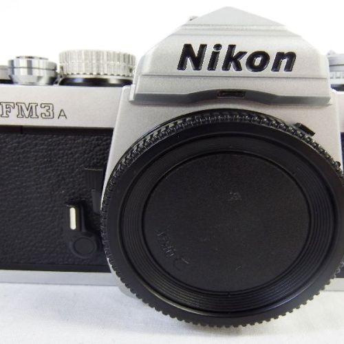 nikon – ニコン カメラ FM3A + レンズ Ai-s 35-70mm 1:3.5 買取実績