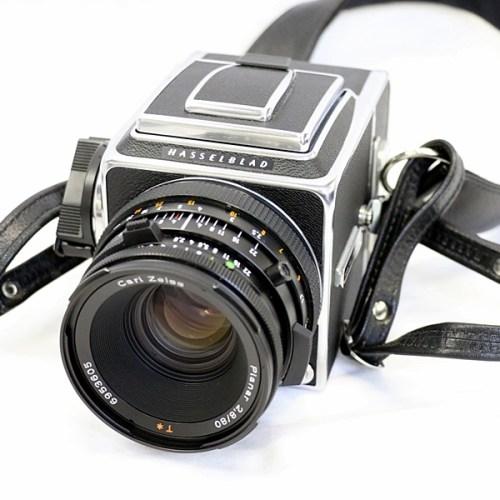 Hasselblad 500C/M planar80mm買取実績
