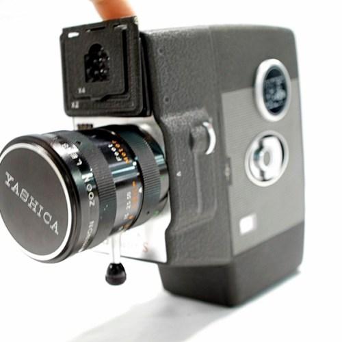 YASHICA 8ミリカメラ u-matic S F1.8  買取実績