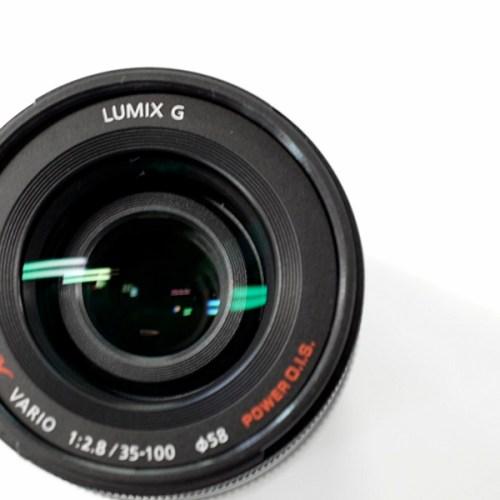 Panasonic レンズ LUMIX G X VARIO 35-100mm F2.8買取実績