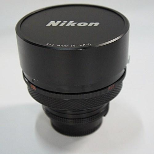 カメラ買取実績紹介「ニコン NIKKOR-QD C Auto 15mm F5.6」