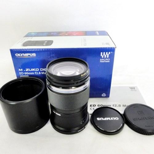 カメラ買取実績紹介「オリンパス(OLYMPUS) ZUIKO DIGITAL ED 60mm 1:2.8 MACRO」