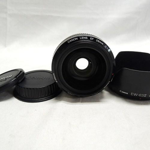 カメラ買取実績紹介「キャノン(CANON)  EF 28mm F1.8 USM」