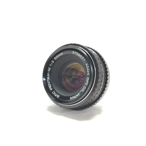 カメラ買取実績紹介「ペンタックス(PENTAX)SMC PENTAX-M 50mm F1.2 3759071 カメラレンズ」