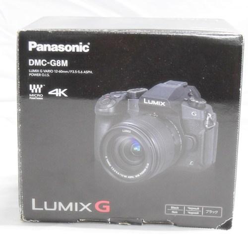 カメラ買取実績紹介「パナソニック panasonic  ルミックス DMC-G8」