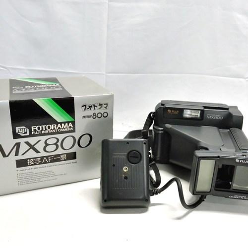 カメラ買取実績紹介「FUJI フジフィルム  MX800 FOTORAMA PLフィルター付き」