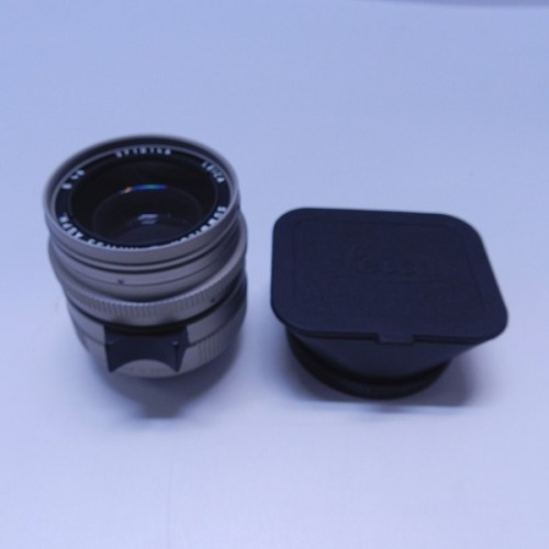 カメラ買取実績紹介「Leica ライカ SUMMILUX-M 35mm F1.4 ASPH. E46 3710146 レンズ 1995年」