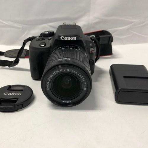 カメラ買取実績紹介「CANON キャノン EOS KISS X7 EF-S18-55mm」