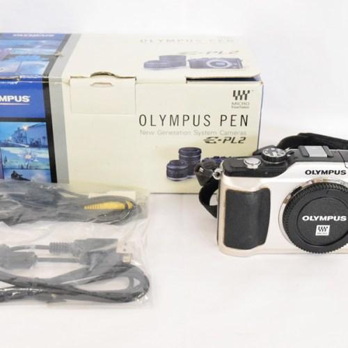 カメラ買取実績紹介「Olympus オリンパス OLYMPUS オリンパス PEN E-PL2 ボディのみ ジャンク」
