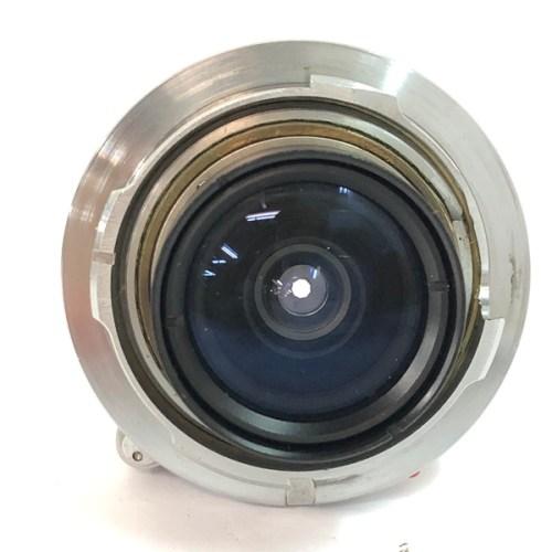 カメラ買取実績紹介「Leica ライカ Leitz SUPER-ANGULON 21mm F4 1676049 シルバー Mマウント」