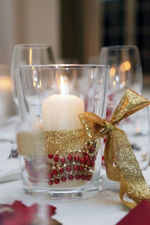 Dekotipps fr die weihnachtliche Kaffeetafel  Tipps