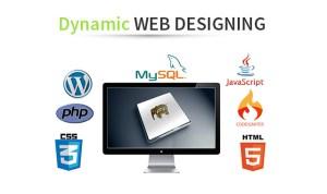 dynamic-website-designing